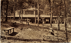 Raleigh's Bloomsbury Park Carrousel