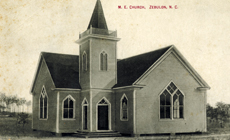 Zeb Methodist Church